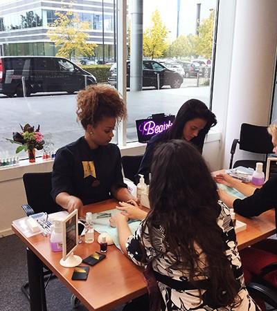 BB Beauty Bar @ Work - Bar à Ongles - Bruxelles